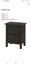 Ikea Hemnes Bedside Tables 1x£20 2x£30