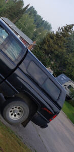 selling black 6'4 canopy