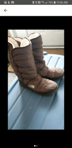 North face womens size 10