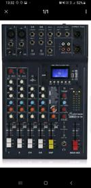 Studiomaster CLUB XS 6 Channel Mixer