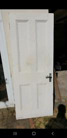 3 x Original Victorian Internal Doors