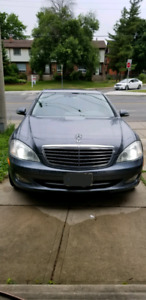 2007 S 550 4MATIC good condition