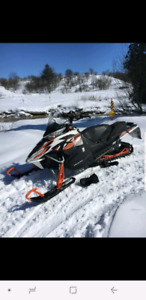 Xf 8000 high country