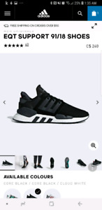 BNIB NQT Support 91/18 Shoes Size 10.5 and 11 mens