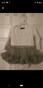 Baby girl party dresses - all look brand new
