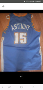 NBA/Denver Nuggets Carmelo Anthony Nike Jersey