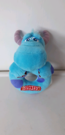 BABY'S 1ST (SULLEY) RATTLE