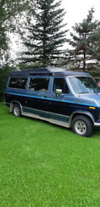 1990 North American Coach Ford Van