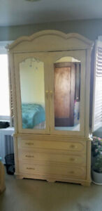 Luxury Wardrobe and Dresser *moving sale*