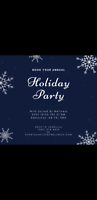 We want to host your holiday staff party