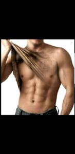 Professional hair removel for mens