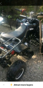 125 cc mint atv