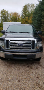 Ford 4x4 F150 with Canopy