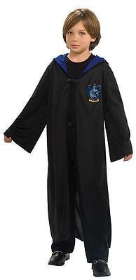 Brand New Harry Potter RAVENCLAW Robe Child Boys Kids Halloween Costume