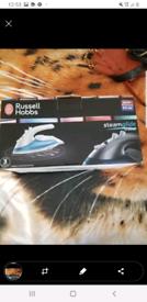 Russell hobbs steam mini iron