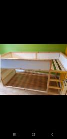 Kids bed & mattress £75