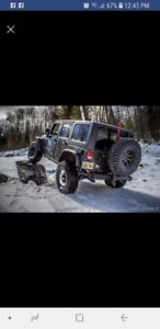 Hard top toit dure jeep jk