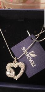 Swarovski Chain and Pendant