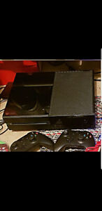 Xbox one kinect 2 controllers and games