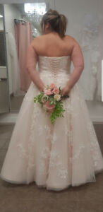 Plus size wedding dress and more