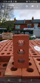 Brand new brick 500 on a pallet