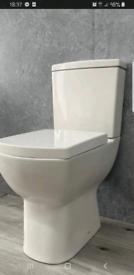 Squre high comfort toilet good price