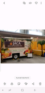 Juice and Smoothie Business