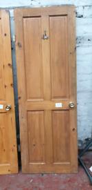 Pine Doors and Plywood Doors