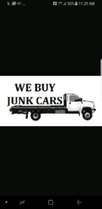 Scrap car junk car dead car call 4165583295 highes