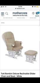 Stupendous Glider Chair For Sale Page 2 2 Gumtree Creativecarmelina Interior Chair Design Creativecarmelinacom