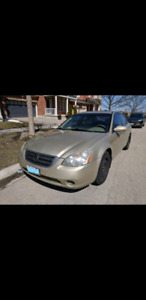 2002 NISSAN ALTIMA RUNS AND DRIVES PERFECT WITH LOW KS
