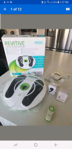 Revitive circulation booster BRAND NEW OPEN BOX