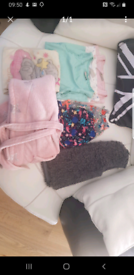 Girls clothes bundle age 7 years excellent condition