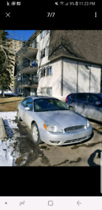 Ford Taurus fully loaded sel 2006