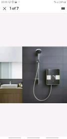 Aqualisa Lumi 8.5kW Electric Shower - Chrome