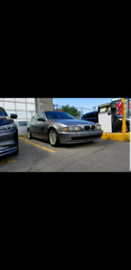 2002 BMW 540i E39