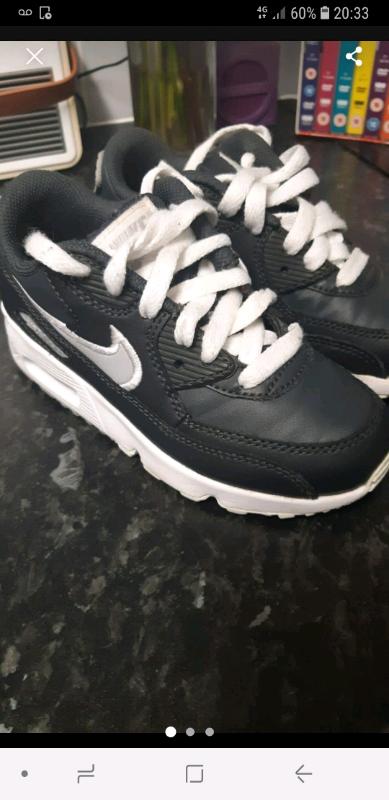 hot sales 62de0 92e3c Boys Nike Air Max Trainers