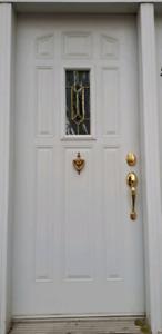 Porte exterieur (slab seulement)