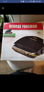 George foreman for sale