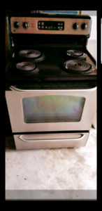 ***Stainless steel Electric Stove-Works Perfect