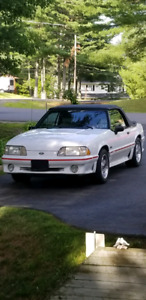 1989 Mustang Cobra GT Convertible