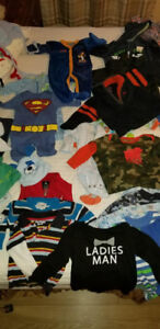Baby Clothes - Newborn to 18 mths - large variety of items; 1$ e