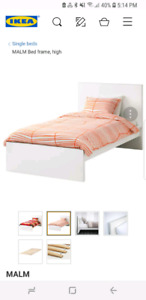 IKEA Malm Twin Bed Frame