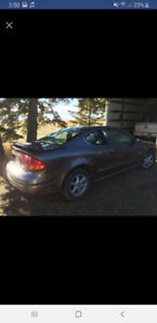 02 (great reliable beater) Oldsmobile alero