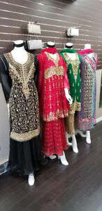 Wedding,party wear and Casual Dresses