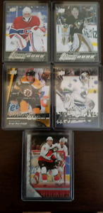 Various NHL Young Gun/Other Hockey Rookie Cards