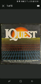 IQUEST Board Game