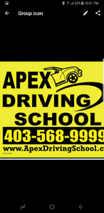 Apex driving school  brush up course