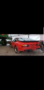 (Sale pending) 1983 Porsche 944
