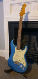 Fender Classic 60s Stratocaster